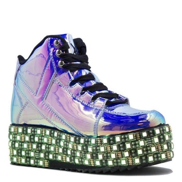 034e6f69004 Light Up Platform Shoes. M 5c341c49c6177729a3ecdae2